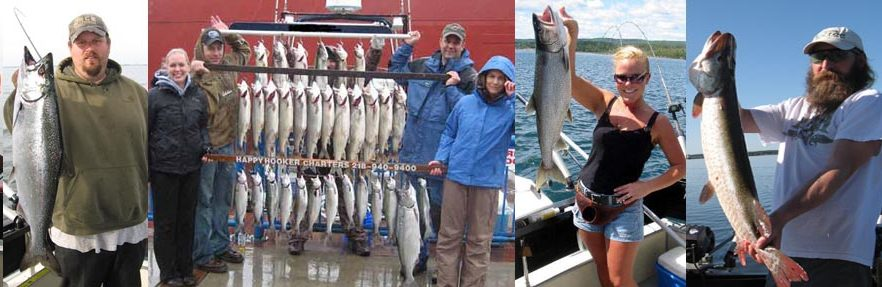 lake superior fishing pictures